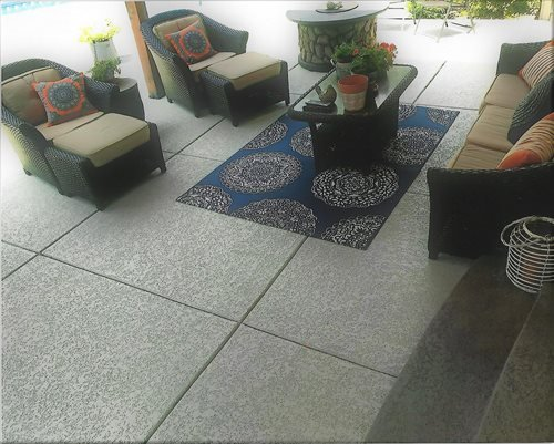 Silver Residential (decorative Concrete Resurfacing) Classic Texture Sundek ,