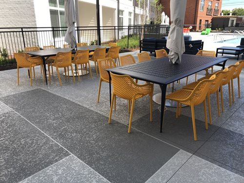 Patio Brookstone Stockyards, Nashville Tn Multi-Family Sundek
