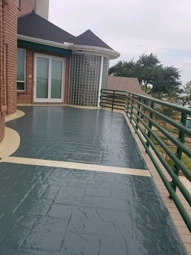 Atd Concrete Coatings Plano Tx Elastomeric Office & Business Parks Sundek