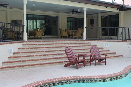 Aggregate Effects (sun Surfaces Of Orlando Fl). Patios & Outdoor living Sundek
