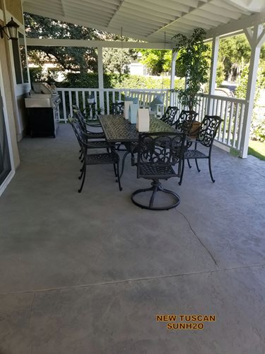 Patio Pacific Coatings California Patios & Outdoor living Sundek