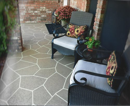 Residential Patio Classic Texture Patios & Outdoor living Sundek