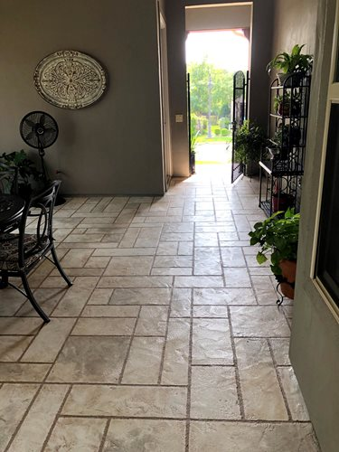 San Antonio Bronze Residential Sunstone Patios & Outdoor living Sundek