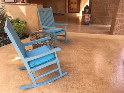 San Antonio Stamp Rehab Patios & Outdoor living Sundek