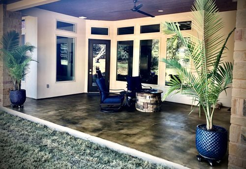 San Antonio Sunstain Patios & Outdoor living Sundek