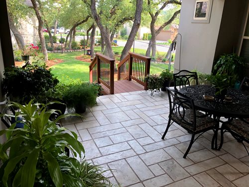 San Antonio Sunstone Patios & Outdoor living Sundek
