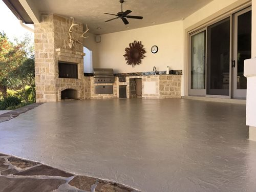 San Antonio Tuscan Patios & Outdoor living Sundek