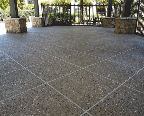 Sundek Of Nashville - Aggregate Effects Patios & Outdoor living Sundek