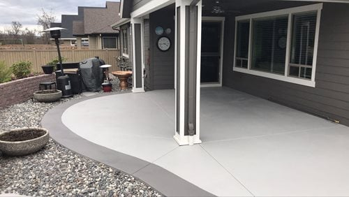 Sunsand - Applied Concrete Coatings Walla Walla Wa Patios & Outdoor living Sundek
