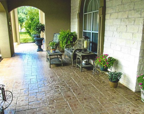 Sunstamp Georgetown Tx (sundek Of Austin) Patios & Outdoor living Sundek