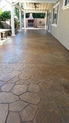 Sunstamp (pacific Concrete Coatings) Ca Patios & Outdoor living Sundek