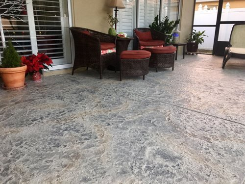 Sunstamp (sun Surfaces Of Orlando Fl) Patios & Outdoor living Sundek