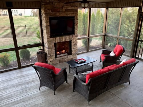 Sunstamp Wood Plank Nashville Tn Patios & Outdoor living Sundek