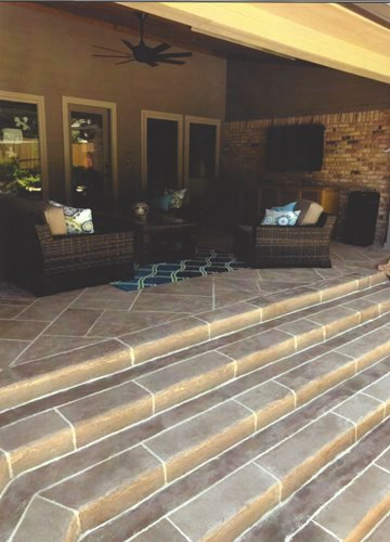 Sunstone (atd Concrete Coatings) Patios & Outdoor living Sundek