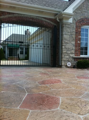 Sunstamp Decorative Concrete Resurfacing SunStamp Sundek ,