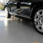 SunOne polyaspartic garage floor coating with multi flek paint chips for web