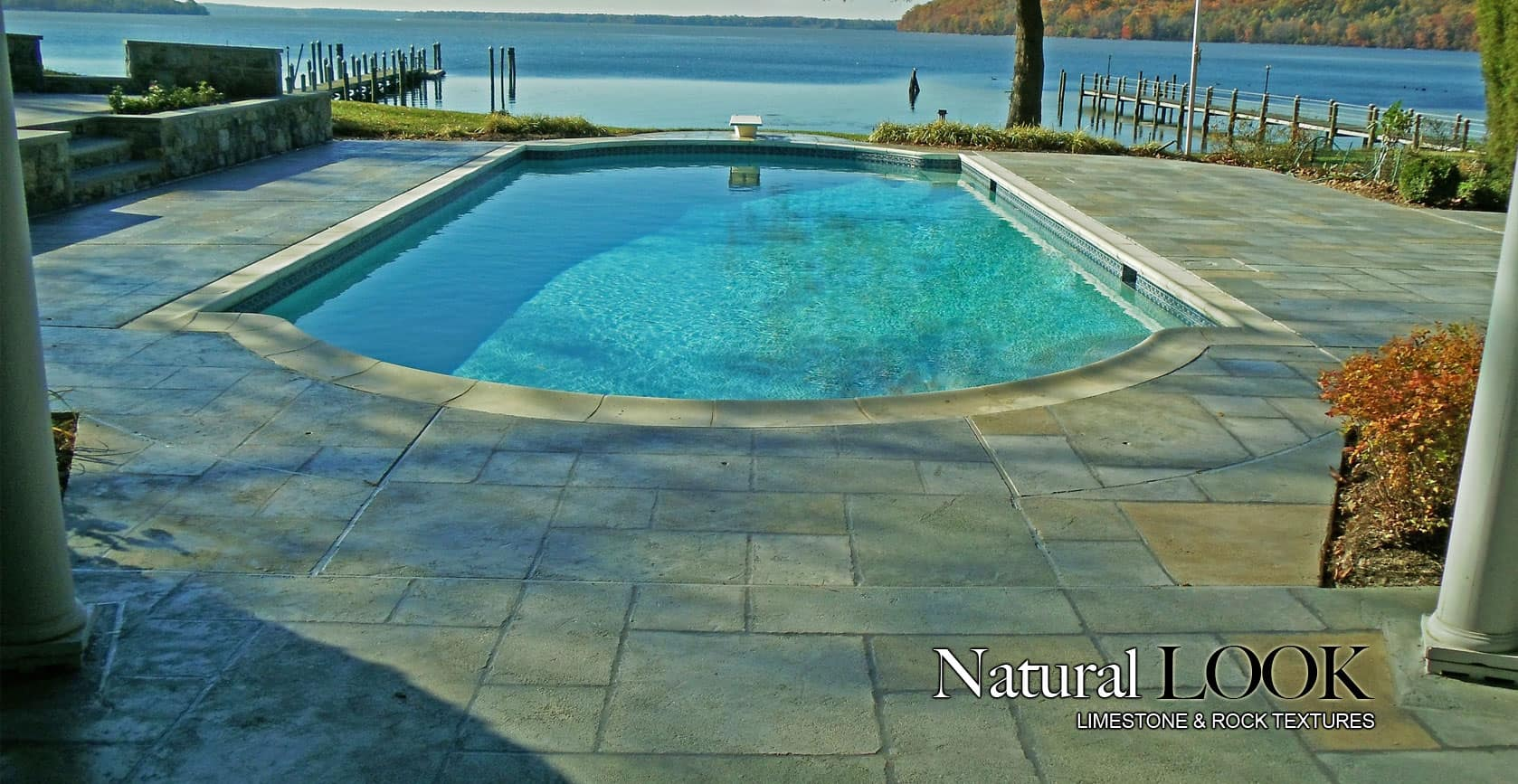 What Are The Best Options For Concrete Pool Deck Finishes